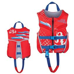 Full Throttle Hinged Rapid-Dry Flex-Back Life Vest - Child 3