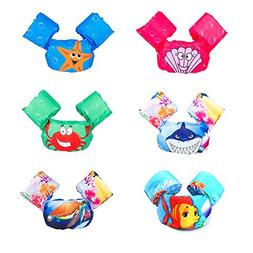 Toddler Basic Swimming Wings Kids Learn to Swim Life Jacket
