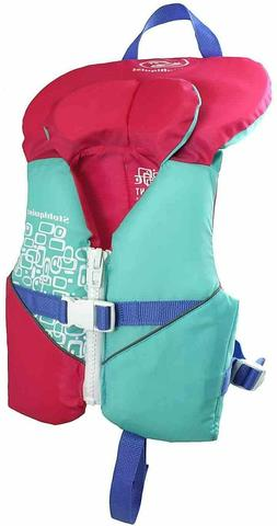 Stohlquist Waterware Toddler Life Jacket Coast Guard Approve
