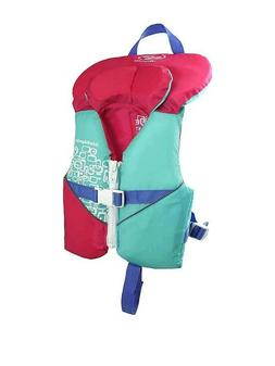 STOHLQUIST TODDLER LIFE JACKET COAST GUARD APPROVED LIFE VES