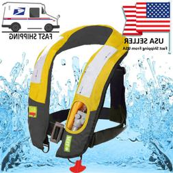 Top Quality Inflatable Life Jacket Vest Survival Aid  Z-Pock