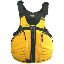 Stohlquist Men's Trekker Life Jacket/Personal Floatation Dev