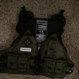 Type III PFD Extra Sport Baja Back Adult XL Life Jacket