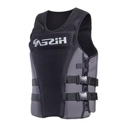 Unisex Life Jacket Professional Lightweight Safety Vests Wat