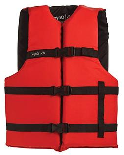 Onyx Adult Universal General Purpose PFD Vest