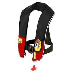 SummShine Universal Manual Inflatable Life Jacket Vest PFD C