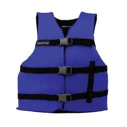 AIRHEAD General Purpose Adult Vest, Blue