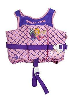 Body Glove Mermaid Linden Kid's Side Zip USCG Approved PFD,