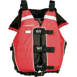 Extrasport UT5 Red/Black Life Jacket
