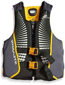 Stearns Men's V1 Series Hydroprene Life Jacket, Gold, X-Larg