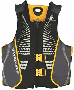 Stearns Men's V1 Series Hydroprene Life Jacket, Gold, Small