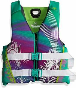 Stearns Women's V1 Series Hydroprene Life Jacket, Small