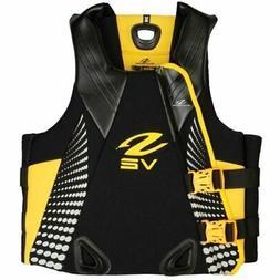 Stearns Men's V2 Series Gold Rush Neoprene PFD Vest, Medium