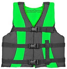 Airhead Value Series Life Vest, Youth, Kiwi