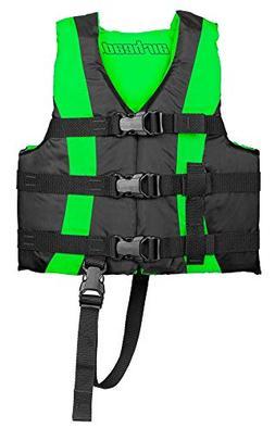 Airhead Value Series Life Vest, Child, Kiwi