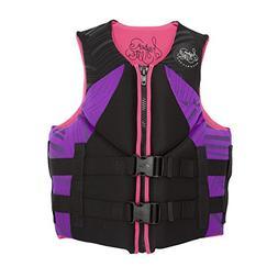 Hyperlite Women's Vest Indy CGA Neo Purple 2017-Large