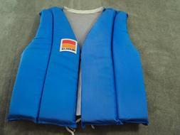 Vintage Sears & Roebuck Helmsman Life Jacket Buoyancy Vest.