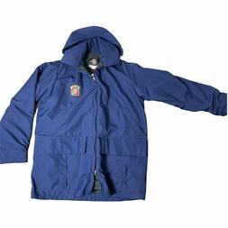 Vintage Stearns Life Jacket Buoyant Flotation Jacket/Coat Bl