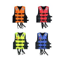 Water Sport Safty Adult Life Jacket 4Colors Fully Enclosed M