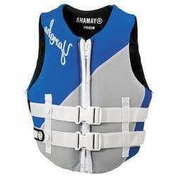 Yamaha Waverunner Women's Neoprene Life Jacket Vest PFD XX-L