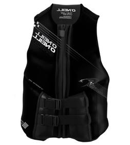 O'Neill Wetsuits Law USCGA Vest, Black, X-Large