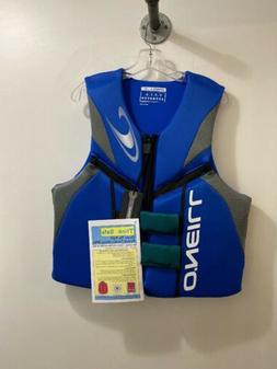 O'Neill Wetsuits Wake Waterski Mens Reactor USCG Life Vest,