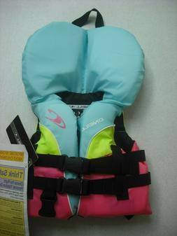 O'Neill Wetsuits Wake Waterski Infant Superlite USCG Life Ve