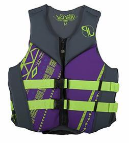 Jet Pilot Women's Wildcat U.S Coast Guard Approved PFD Vest,