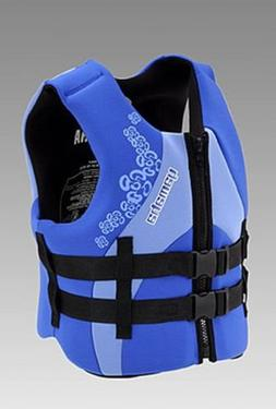 Brand New Yamaha Waverunner Women's Neoprene Life Jacket Ves