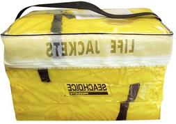 SEACHOICE 86010 Type II Personal Flotation Device Yellow Uni