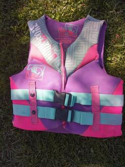 Body Glove Youth 50-90 Pound Type III 3 PFD Life Jacket Vest