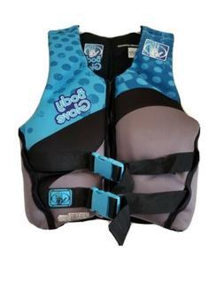 Body Glove Youth 50-90 Pound Type III 3 PFD Life Jacket ski