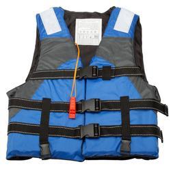 youth adjustable fishing life jacket swiming life