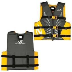 youth antimicrobial nylon vest life