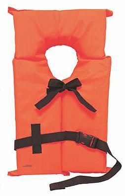 Youth Compliance PFD Type II Life Jacket Vest