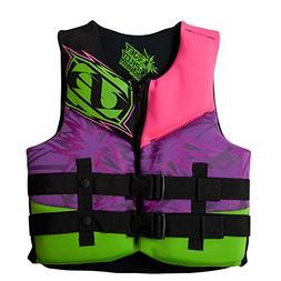 JetPilot Youth Firecracker U.S Coast Guard Approved PFD Vest