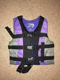 youth life jacket uscg type 3 30