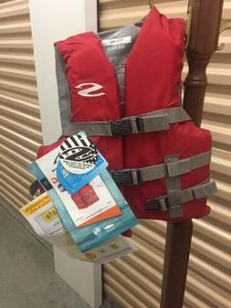Stearns Youth Life Jacket Water Sports Child Vest 50-90 Lbs