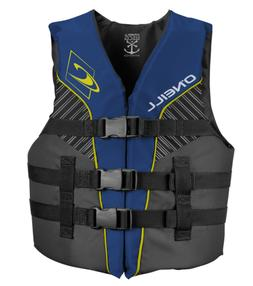 O'Neill Wetsuits  Youth SuperLite USCG Life Vest,Pacific/Smo