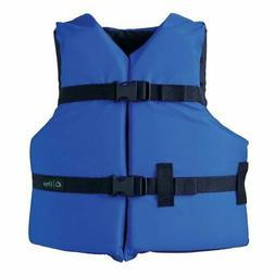 Onyx Youth Universal General Purpose Pfd Vest - Blue / Black