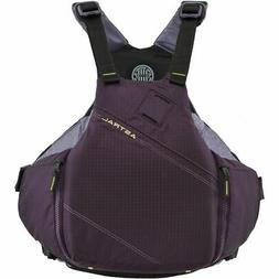 Astral YTV Personal Flotation Device Eggplant S/M